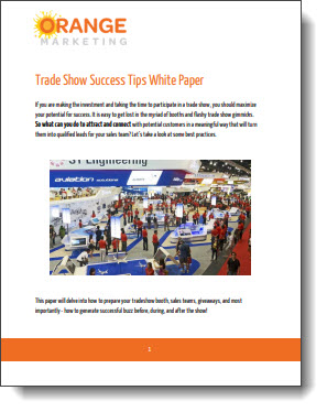 Tradeshow white paper