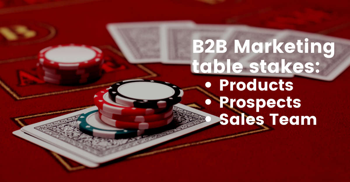 table stakes of marketing