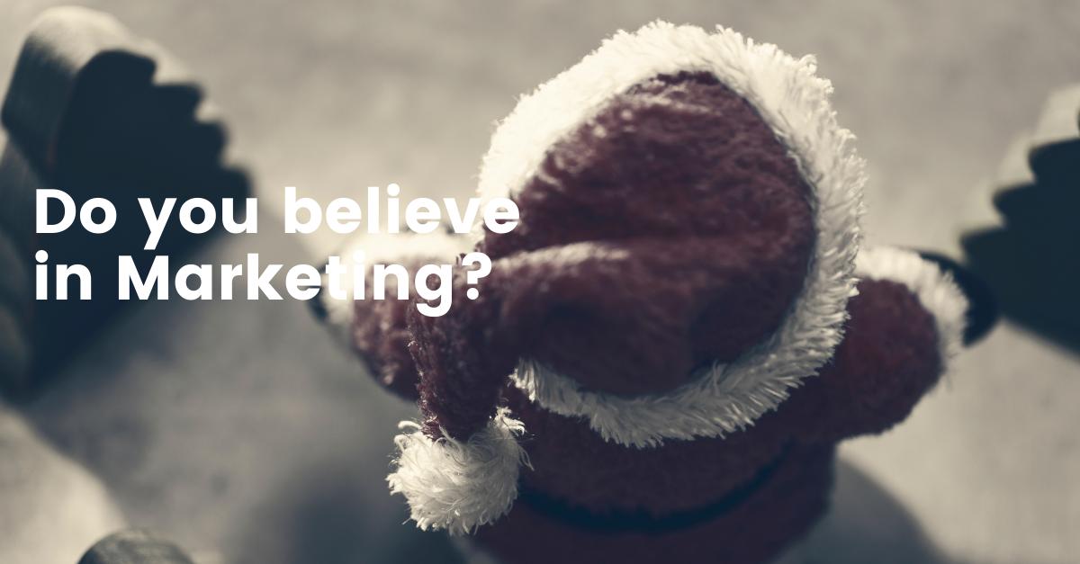 Santa Claus do you believe in marketing